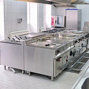 Cooking Equipment - G & R Mechanical